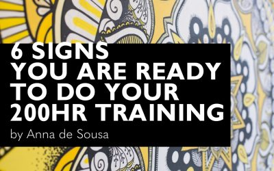 6 Signs You're Ready to Take Your 200hr Teacher Training